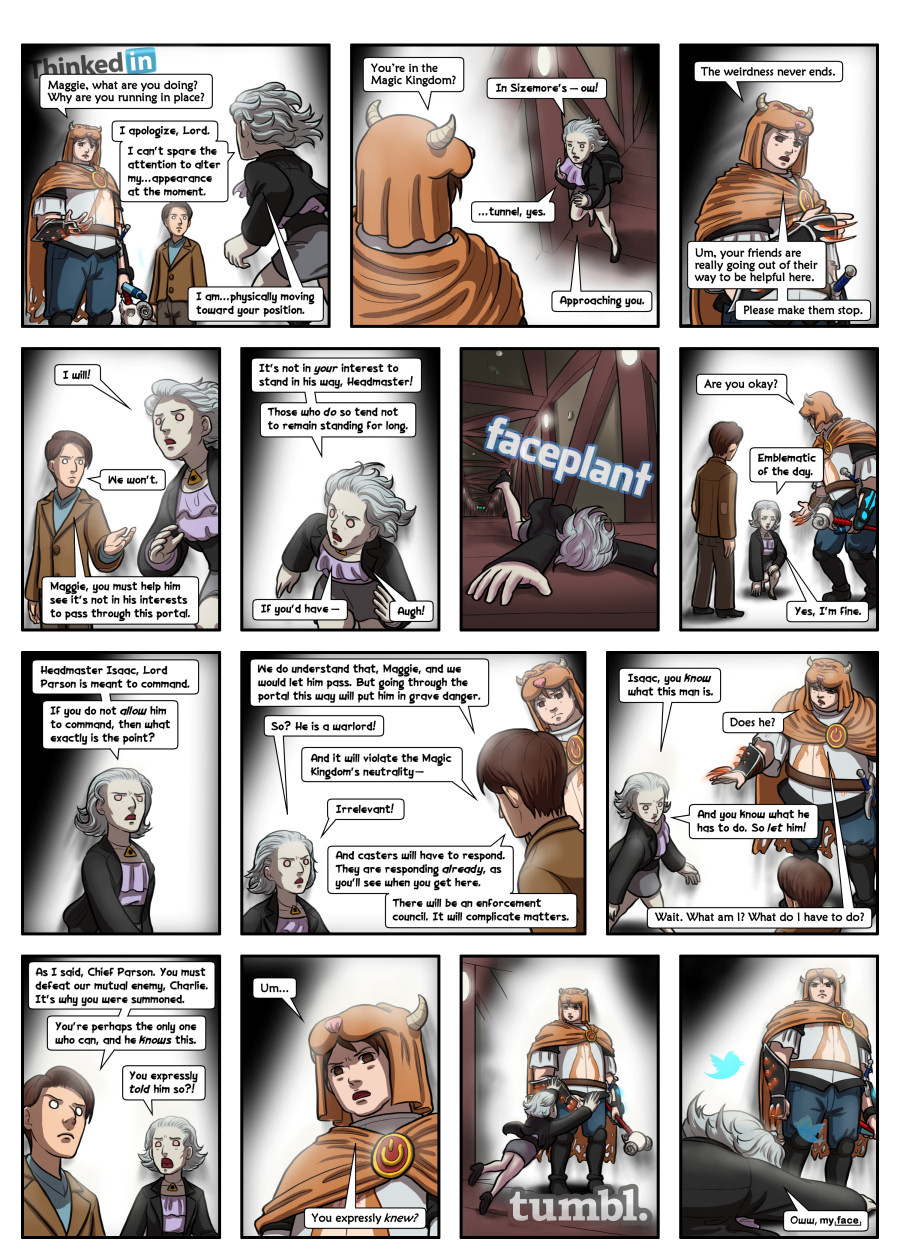 Comic - Book 2 – Page 85
