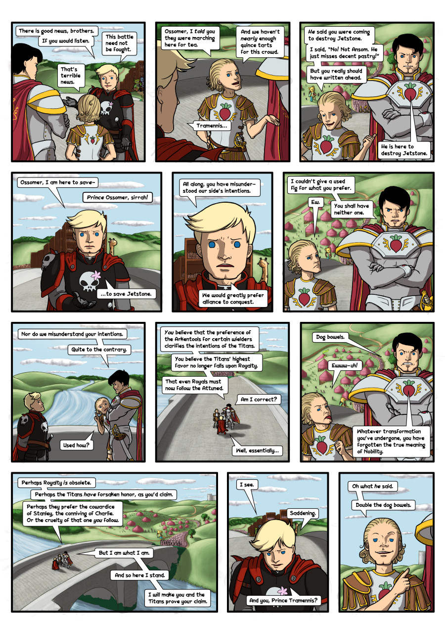 Comic - Book 2 - Page 3