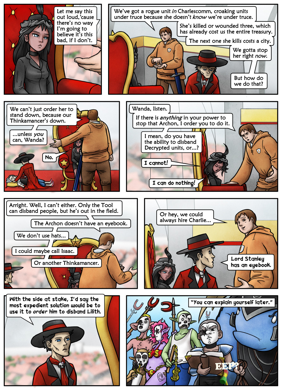 Comic - Book 3 - Page 100