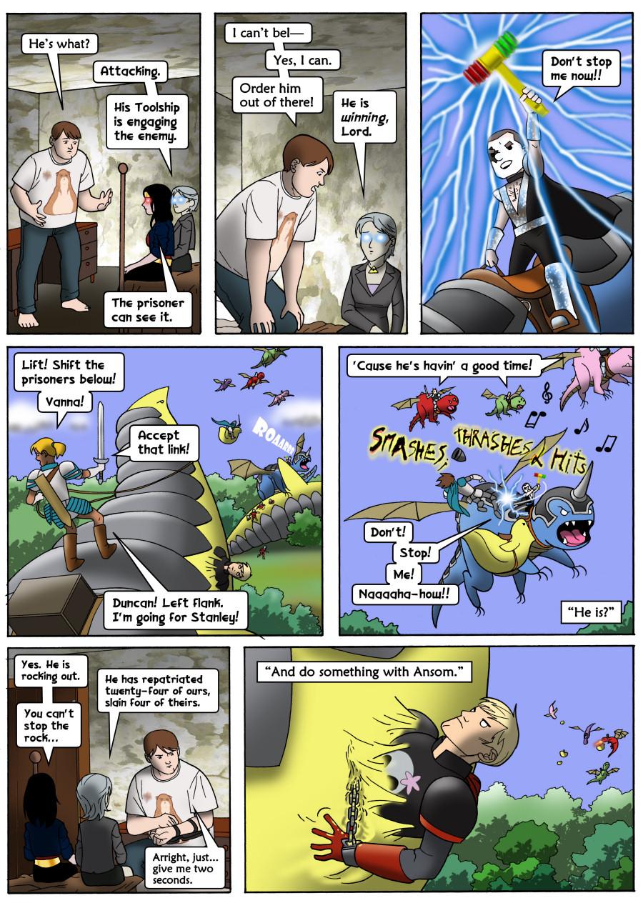 Comic - Book 3 - Page 12