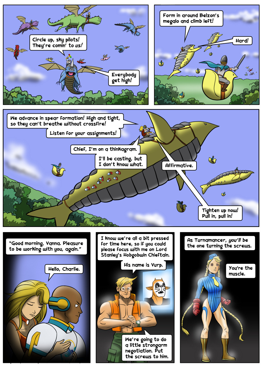 Comic - Book 3 - Page 13