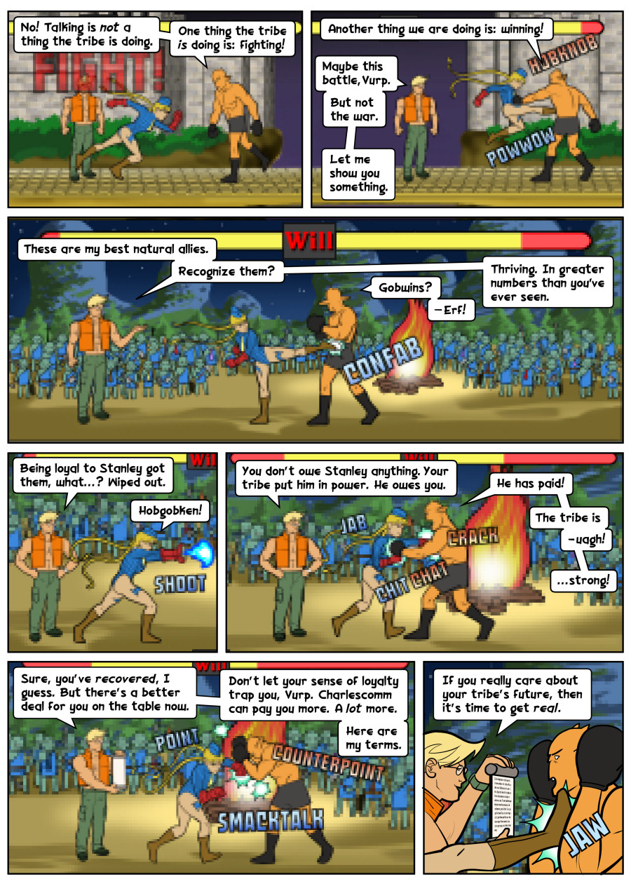 Comic - Book 3 - Page 17