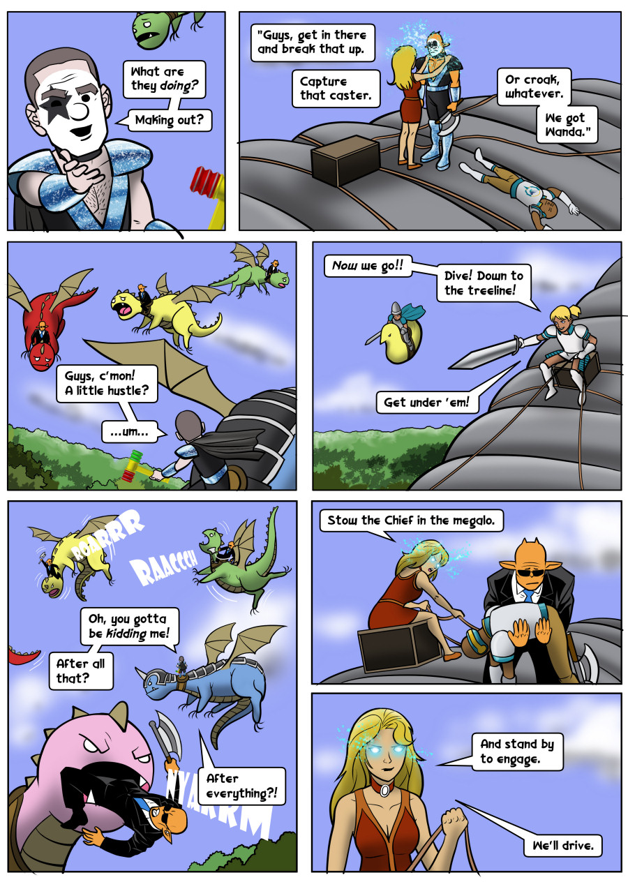 Comic - Book 3 - Page 18