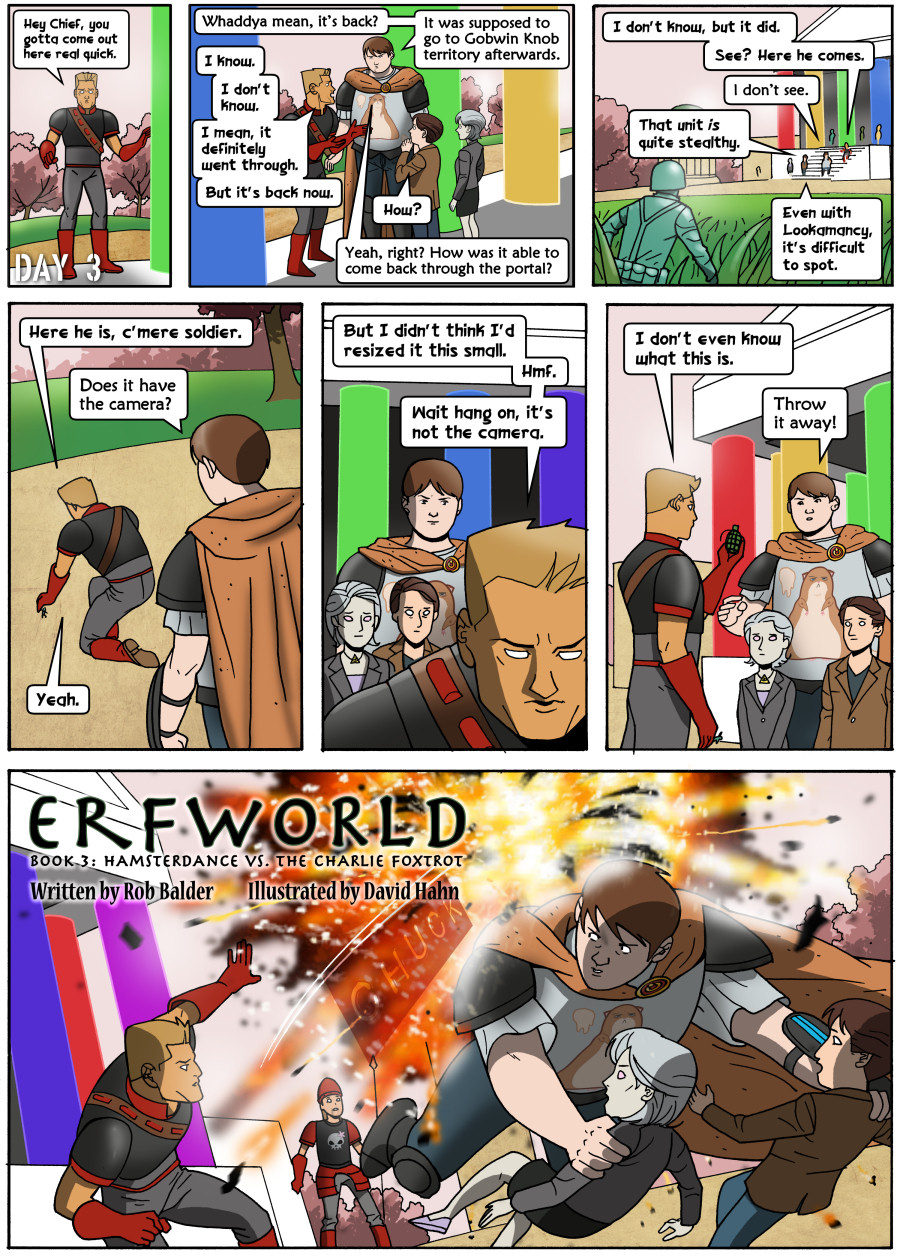 Comic - Book 3 - Page 2