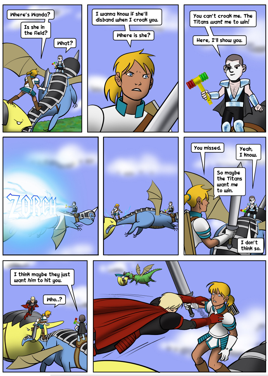Comic - Book 3 - Page 22