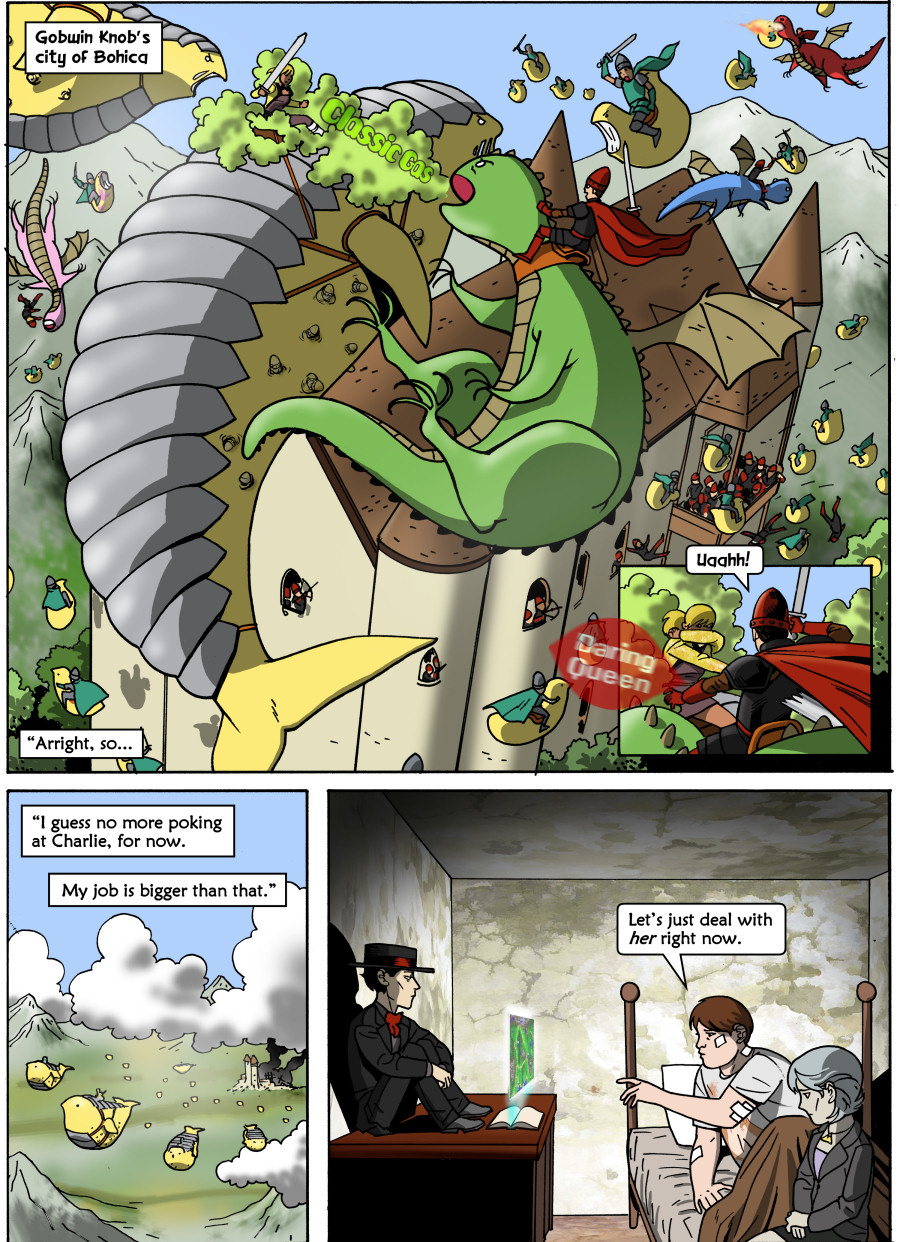 Comic - Book 3 - Page 3