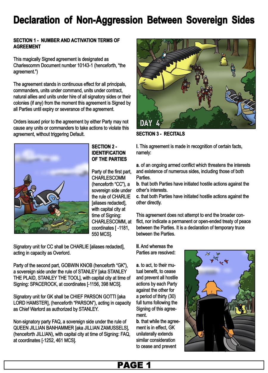 Comic - Book 3 - Page 30 & 31