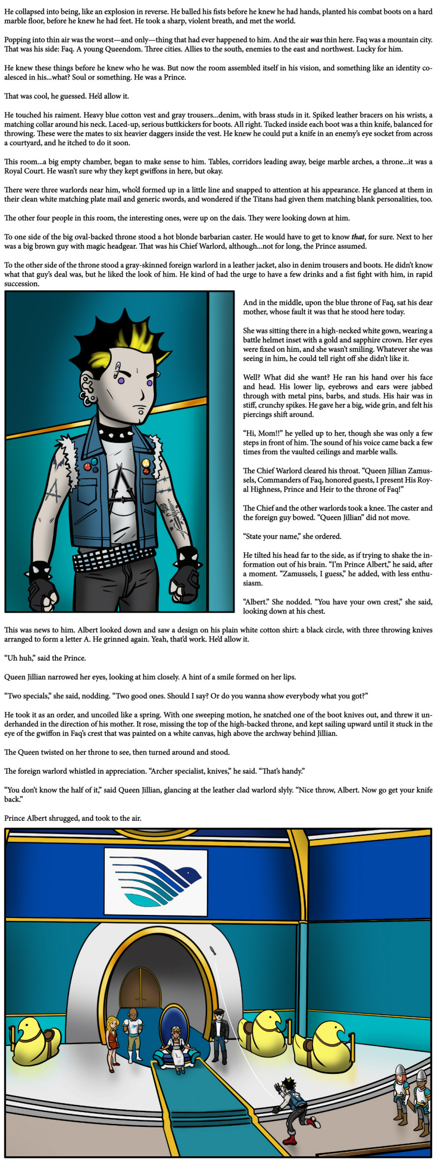 Comic - Book 3 - Page 40