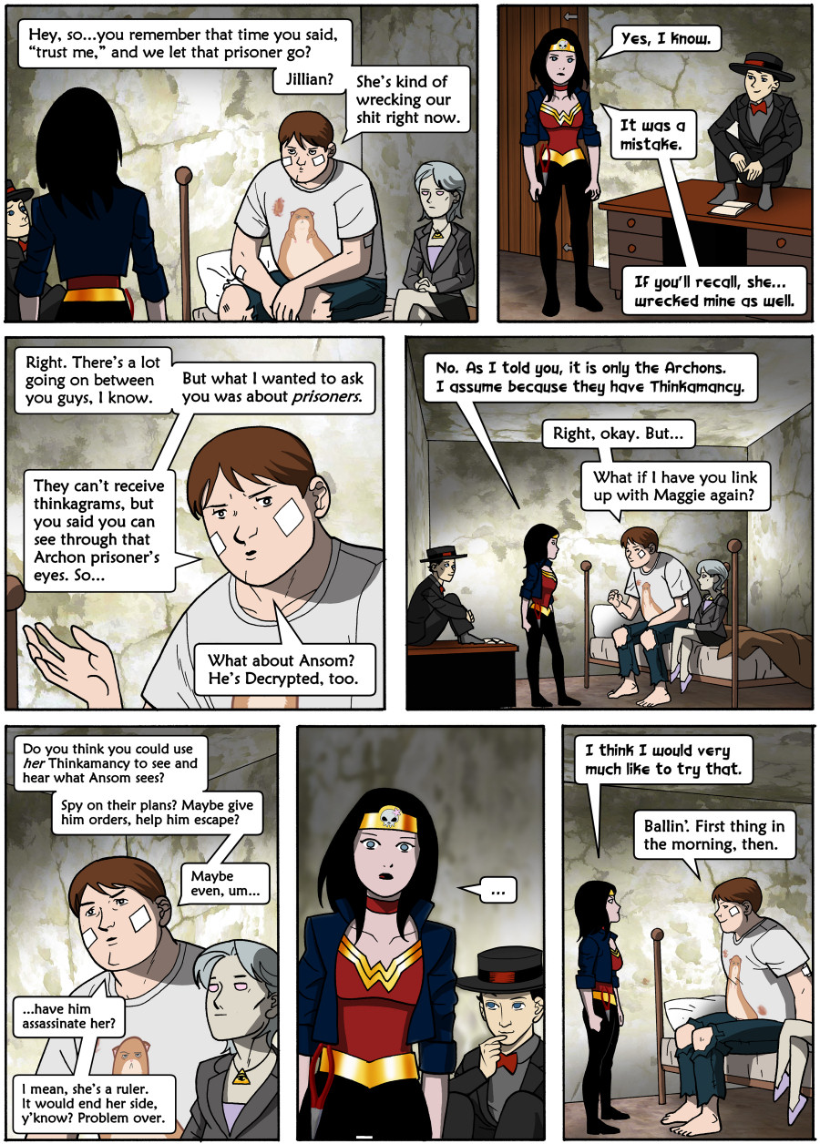 Comic - Book 3 - Page 7