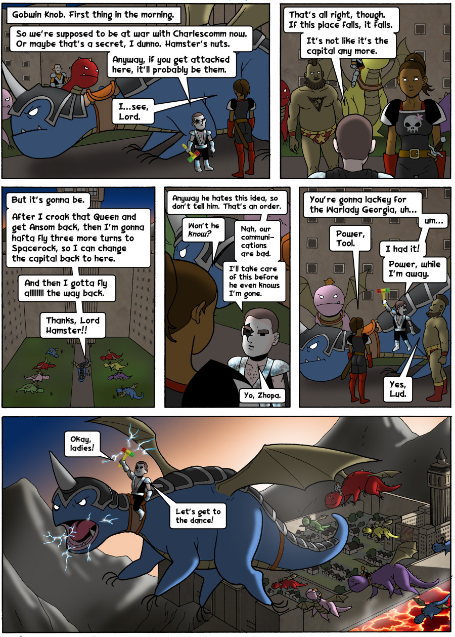 Comic - Book 3 - Page 8
