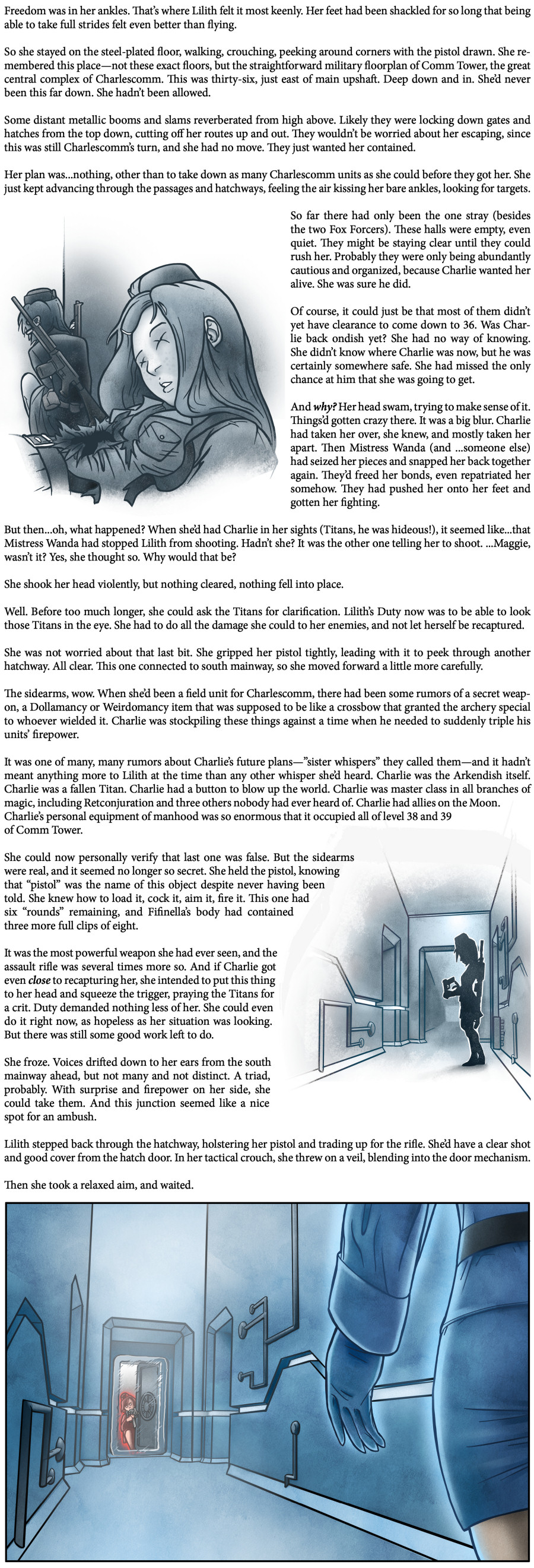 Comic - Book 3 - Page 99
