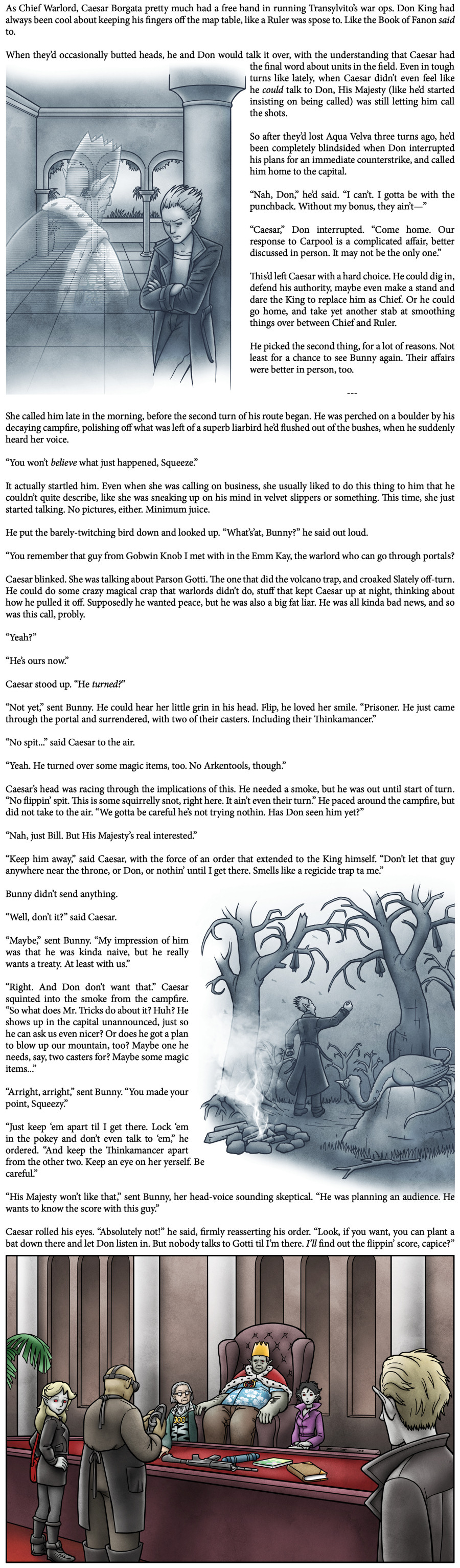 Comic - Book 4 - Page 1 - Prologue 1
