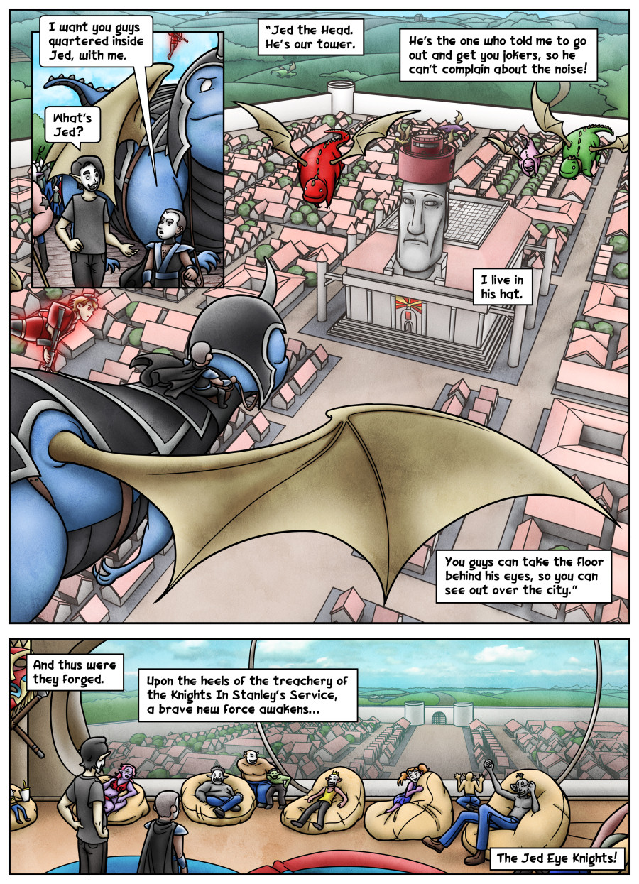 Comic - Book 4 - Page 10
