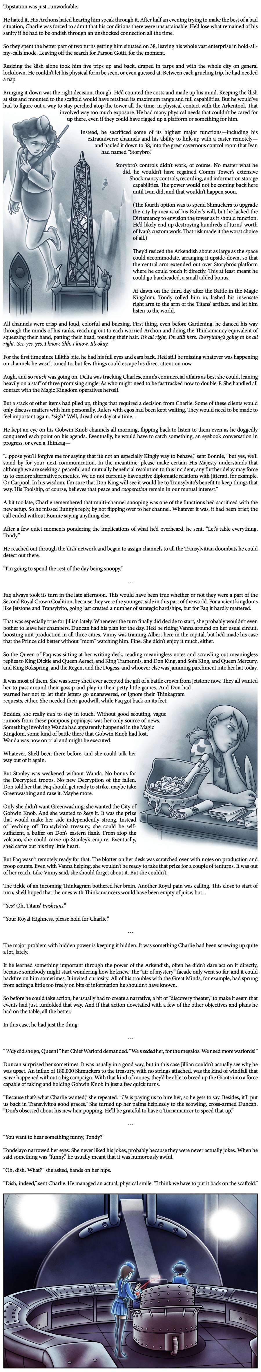 Comic - Book 4 - Page 5 - Prologue 5
