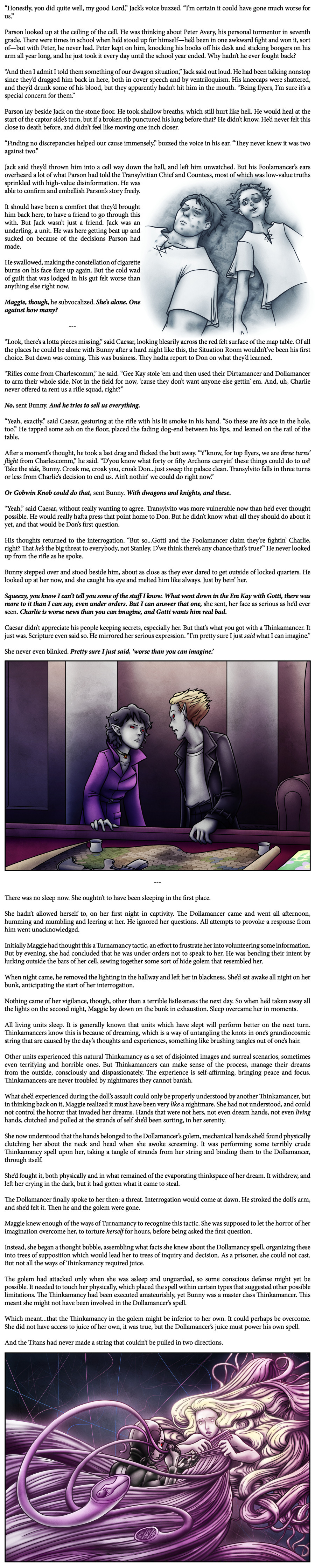 Comic - Book 4 - Page 6 - Prologue 6