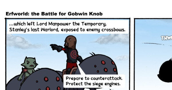 The Battle for Gobwin Knob - Episode 002
