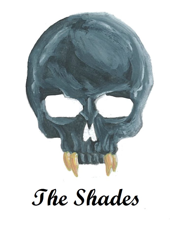 Symbol of The Shades, a Dark Demon Cult